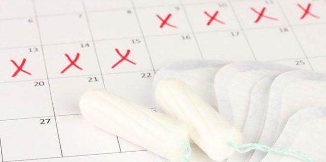 Коррекция менструального цикла
